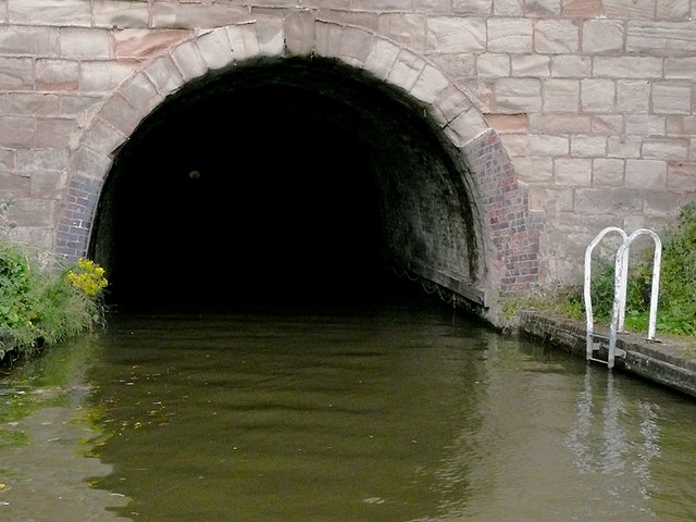 Tardebigge Tunnel, Worcestershire