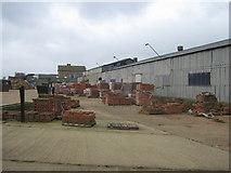 TR2955 : Hammill Brick Works by David Anstiss