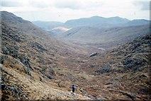 NM9095 : Upper Glen Dessarry 1976 by Roger