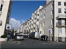 TQ3103 : Madeira Place, Brighton by Nigel Mykura