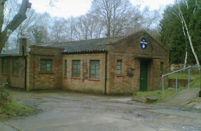 7th  Petts Wood Scout hut