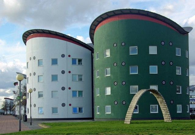 Student accommodation, University of East London (2)