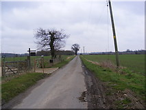 TM3369 : Mill Road, Peasenhall by Adrian Cable
