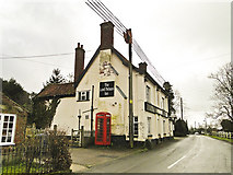 TM4077 : The Lord Nelson Inn, Mill Road, Holton, Suffolk by Adrian S Pye