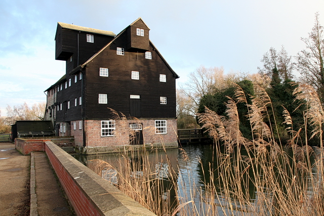 Houghton Mill