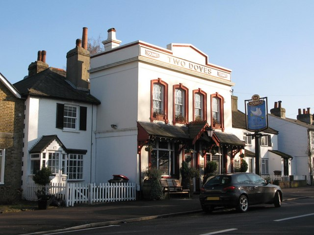 The Two Doves, Oakley Road, BR2