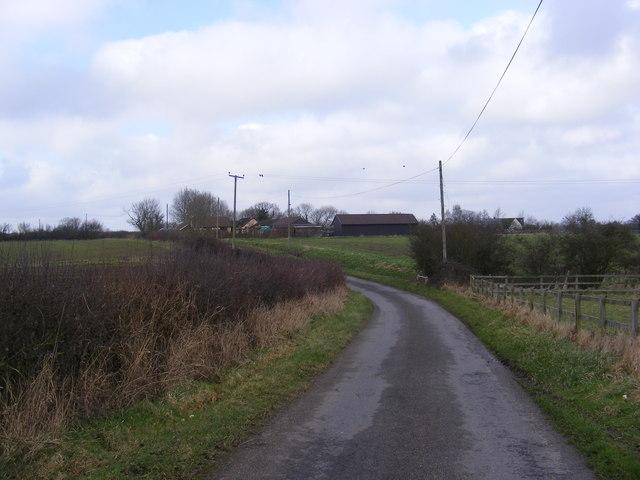 Bruisyard Road