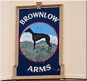 J4569 : The Brownlow Arms, Comber (2) by Albert Bridge