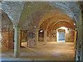 SK6464 : Cellars at Rufford Abbey by Trevor Rickard