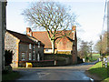 TG2536 : Junction of Whitegate Road and Clipped Hedge Lane, Southrepps by Evelyn Simak