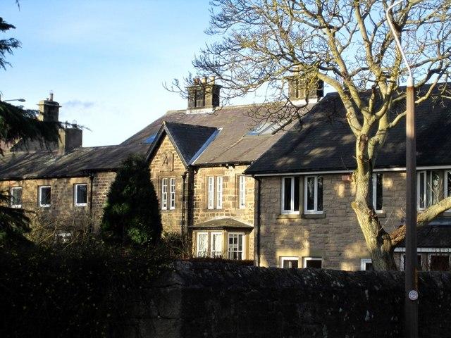 Heddon Old Vicarage from Towne Gate