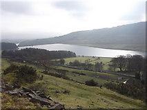 SD7622 : Ogden Reservoir, Haslingden Grane, Lancashire by Robert Wade