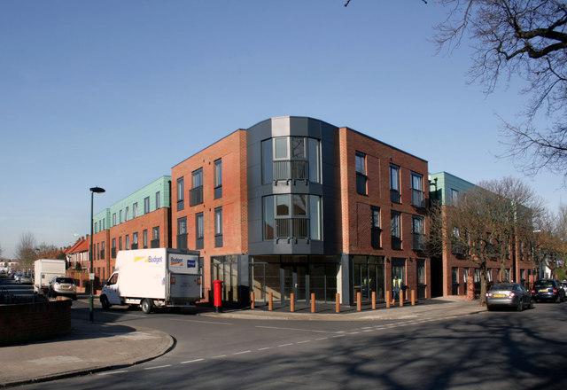 New Block, Dean Road