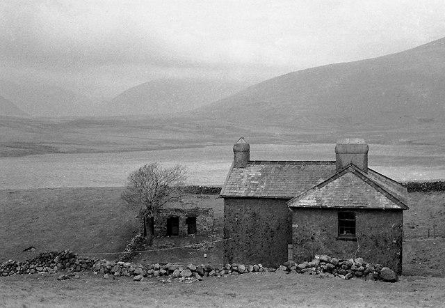 Burnmoor Lodge and Tarn, Cumbria