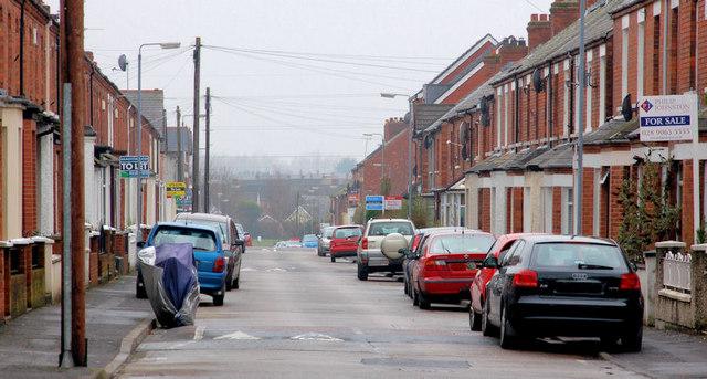 Dunraven Avenue, Belfast