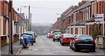 J3673 : Dunraven Avenue, Belfast by Albert Bridge