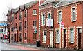 J3673 : Development site, east Belfast by Albert Bridge
