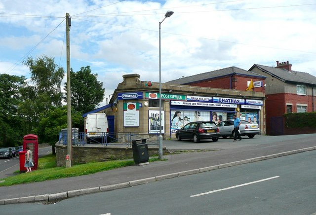Post Office, Tillotson Avenue, Sowerby