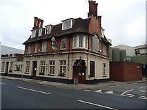 TQ2075 : The Jolly Gardeners public house, Mortlake by Stacey Harris