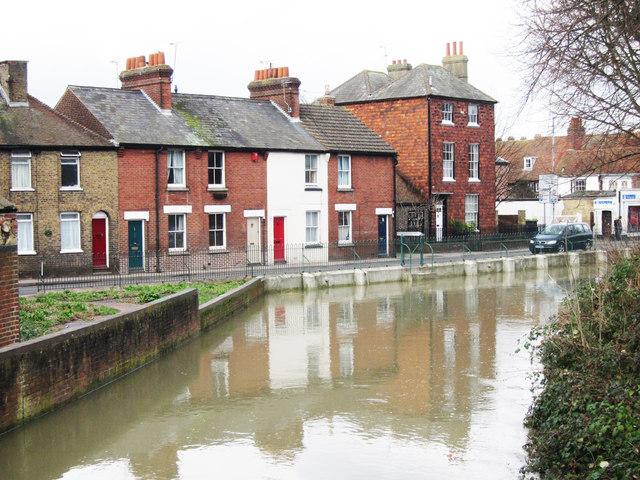 Houses on North Lane