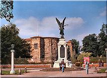 TL9925 : Colchester War Memorial by David Dixon