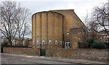 TQ3378 : Previously All Saints, Surrey Square, Walworth by John Salmon