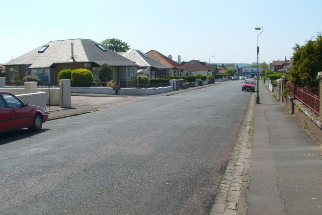 Scott Street, Largs by Lairich Rig