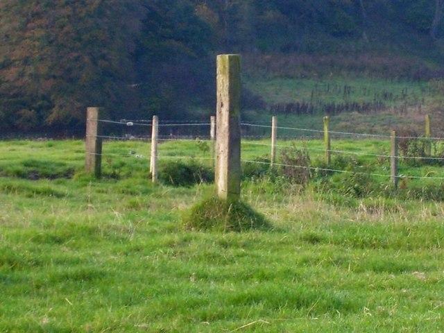 Bredisholm, marker post