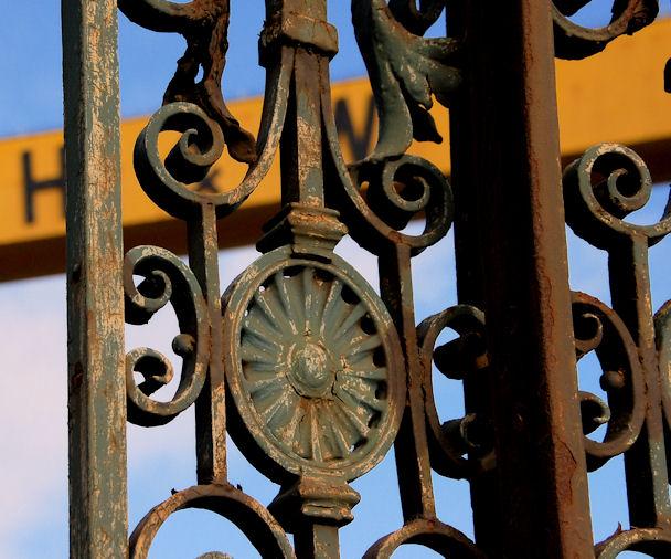 Former Harland & Wolff gates, Belfast (6)
