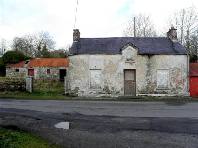 Old house, Cleanally