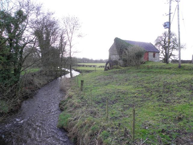 Corn mill, Cleanally