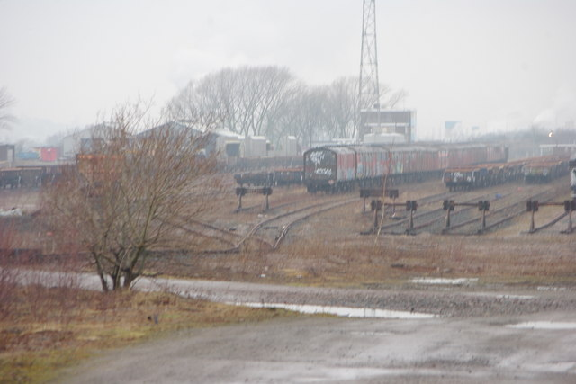 Tyne Marshalling Yard