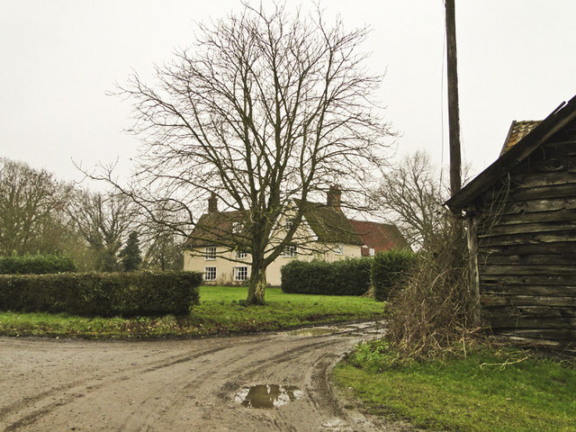 South Grange Farm, Peasenhall