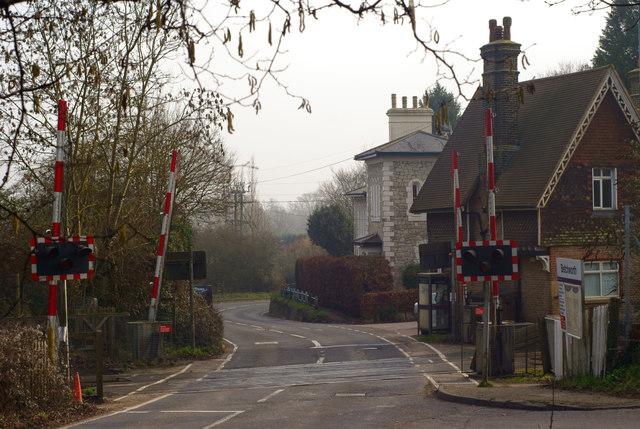 Level Crossing, Betchworth, Surrey