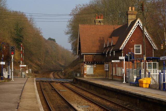 Betchworth Station, Surrey