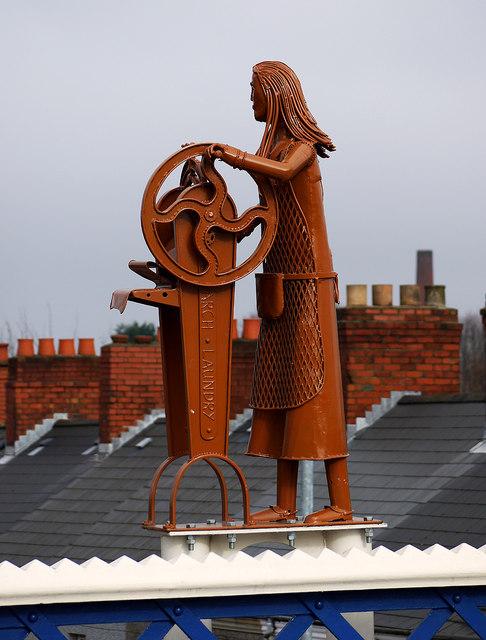 Sculpture, Belfast
