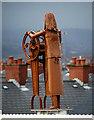 J3272 : Sculpture, Belfast by Rossographer