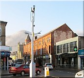 J3731 : The Donard Hotel, Main Street by Eric Jones