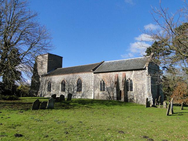 Helhoughton All Saints' church