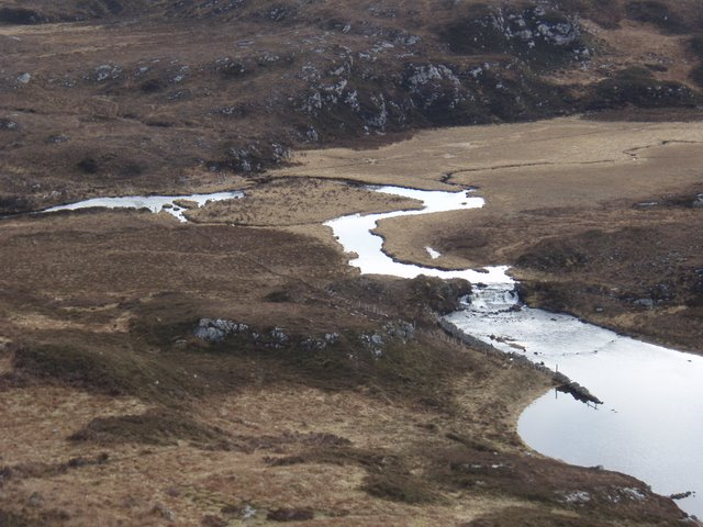 South east end of Loch Poll