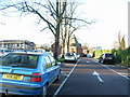 TM0558 : Car park between Ipswich Street and Gipping Way, Stowmarket by John Brightley