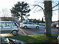 TM0558 : Car park between Ipswich St and Gipping Way, Stowmarket by John Brightley
