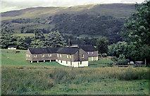 NS6286 : Fintry Youth Hostel, Stirling by Roger  Kidd