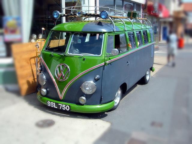 Volkswagen Microbus Type 1