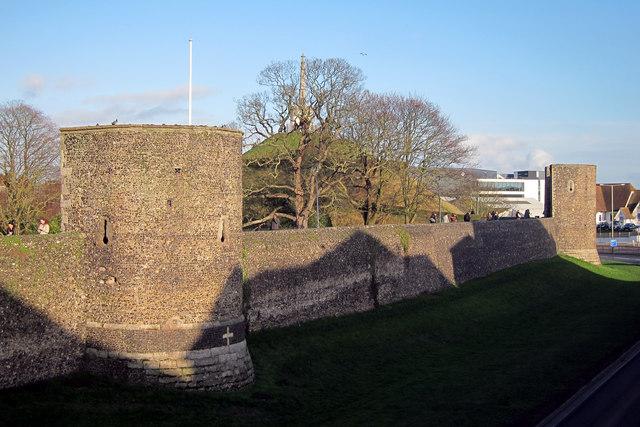 Canterbury City Walls