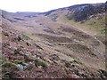 NM8910 : Moorland valley by Patrick Mackie