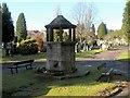 NS4076 : Memorial Fountain by Lairich Rig
