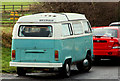 J4692 : Volkswagen Westfalia, Whitehead by Albert Bridge