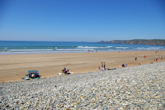 Newgale Sands