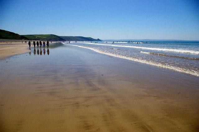 Newgale Sands